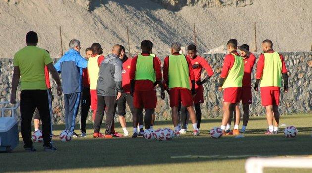 Yeni Malatyaspor'da Elazığspor maçı hazırlıkları başladı