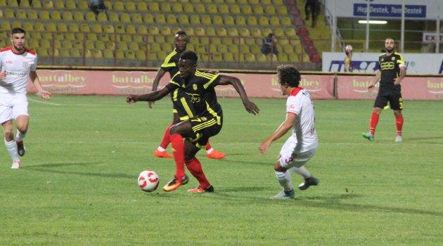 Yeni Malatyaspor ikinci haftayı da kayıpsız geçti