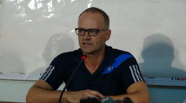 Yeni Malatyaspor Teknik Direktörü İrfan Buz:  Haklı bir galibiyet aldık