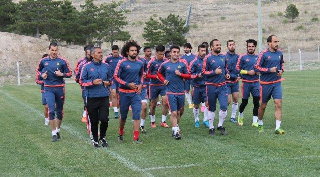 Yeni Malatyaspor'da Karşıyaka Mesaisi Başlıyor