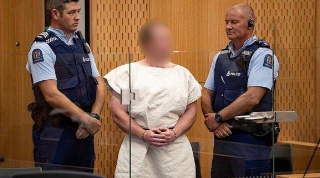 Yeni Zelanda saldırganı resmen terörle suçlandı