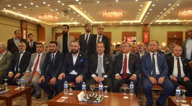 YRP'nin il kongresi yapıldı