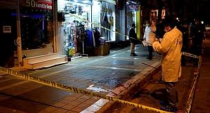 Bıçaklı kavgada 2 kardeş yaralandı