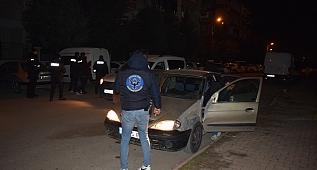 Polis şüpheli kovalamacası: 2 gözaltı