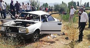 Malatya'da feci kaza: 2 ölü 4 yaralı