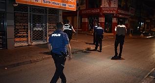 Silahlı kavgada: 1 kişi yaralandı