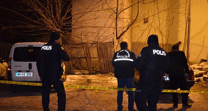 Malatya'da silahlı bıçaklı kavga: 1 ölü 1 yaralı