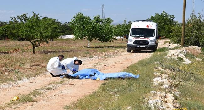 Akçadağ'da cinayet polis memuru ve annesi öldü