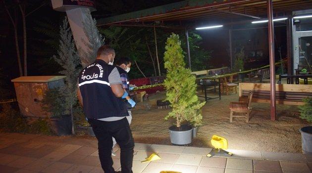 Malatya'da silahlı saldırı 1 ölü 2 yaralı