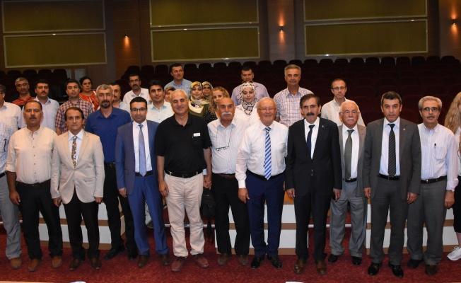 MTSO Kayısı toplantısı düzenlendi