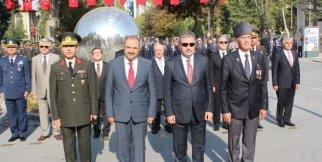 Malatya'da Gaziler günü kutlandı