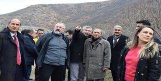 Türkiye'nin örnek havza projesi start aldı