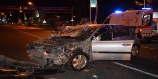 Feci kaza! Ortalık savaş alanına döndü: 1 ölü 4 yaralı
