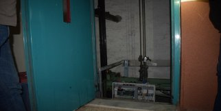 Malatya'da asansör faciası 2'si çocuk 7 yaralı