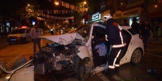 Malatya'da feci kaza: 1 ölü