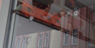 Malatya'da iş yerine silahlı saldırı düzenlendi