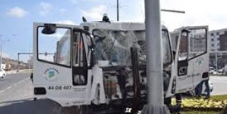 Malatya'da feci kaza: 3'ü ağır 9 yaralı