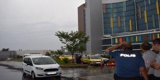 Şiddetli rüzgar can aldı: 1 ölü 1 yaralı