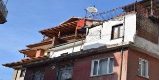 Malatya'da 1 kişinin hayatını kaybettiği bina için tahliye talebi