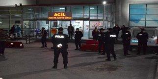Malatya'da akrabalar arasında silahlı kavga: 1 yaralı